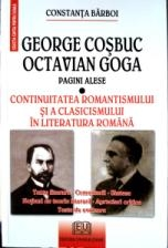 George Cosbuc Octavian Goga pagini