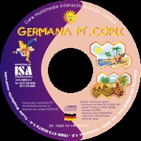 Germana pentru copii (CD1 curs