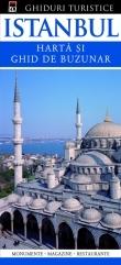 Harta si ghid de buzunar - Istanbul