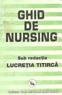 ghid de nursing lucretia