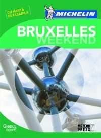 Ghidul Michelin Bruxelles Weekend