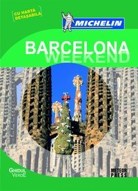 Ghidul Verde Michelin Barcelona Weekend