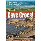 Giant Cave Crocs Upper Intermediate