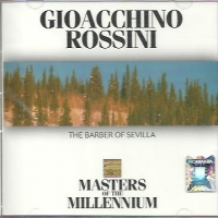Gioacchino Rossini The barber Sevilla
