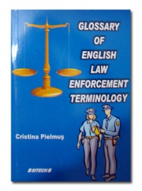 Glossary English law enforcement terminology