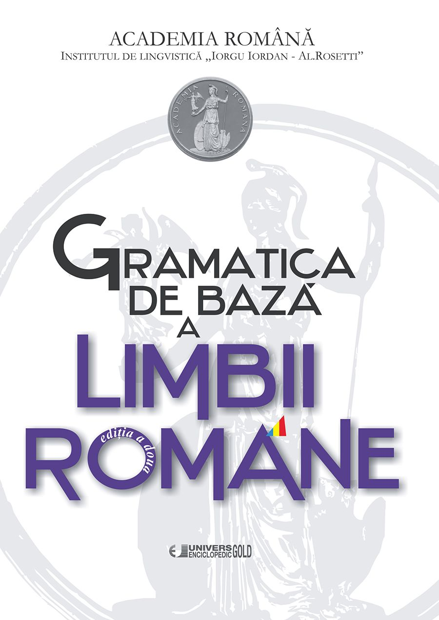 Gramatica de baza a limbii romane (+ caiet de exercitii)