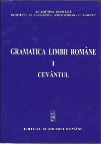 Gramatica limbii romane volume)