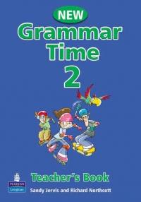 Grammar Time Level 2 Teachers Book New Edition