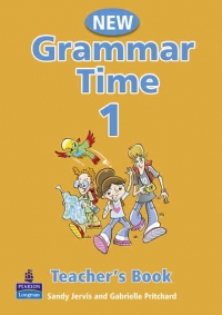 Grammar Time Level 1 Teachers Book New Edition