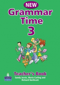 Grammar Time Level 3 Teachers Book New Edition