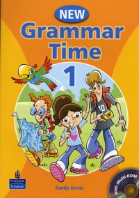 Grammar Time 1 Student Book Pack New Edition (with Multi-ROM)