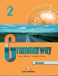 Grammarway English Grammar Book with