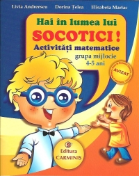 Hai lumea lui Socotici Activitati