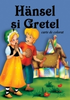 Hansel Gretel Carte colorat