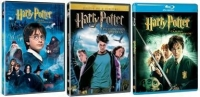 HARRY POTTER ANII 1, 2, 3