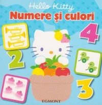 Hello Kitty Numere culori