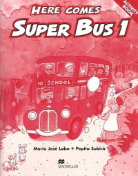 Here Comes Super Bus Activity