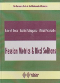 Hessian metrics and ricci solitons