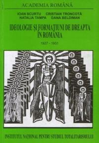 Ideologie formatiuni dreapta Romania 1927