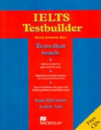 IELTS Testbuilder with answer key