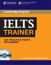 IELTS Trainer Six Practice Tests