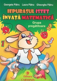 Iepurasul istet invata matematica Grupa