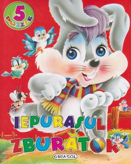 Iepurasul zburator (contine puzzle)