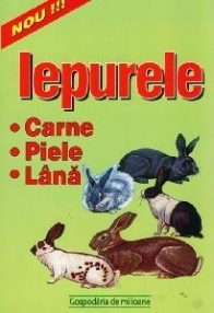 Iepurele carne piele lana