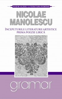 Inceputurile literaturii artistice Prima poezie