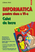 Informatica pentru clasa Caiet lucru