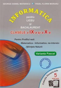 Informatica pentru liceu bacalaureat profilul