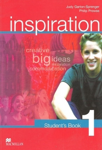 Inspiration Student book (creative big