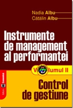 Instrumente management performantei Volumul Control