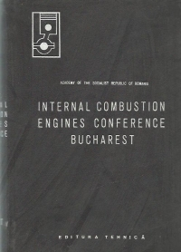 Internal Combustion Engines Conference Bucharest