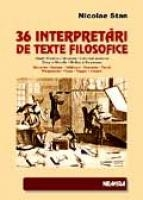 Interpretari Texte Filozofice