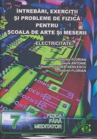formule electricitate fizica