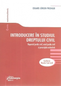 Introducere studiul dreptului civil Raportul