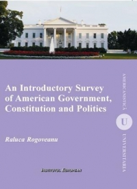 INTRODUCTORY SURVEY AMERICAN GOVERNMENT CONSTITUTION