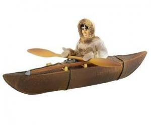 Inuit vanator kayak