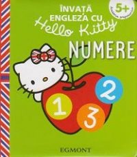 Invata engleza Hello Kitty Numere
