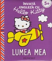 Invata engleza Hello Kitty Lumea