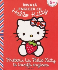 Invata engleza Hello Kitty Prietenii