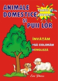 Invatam: Animale domestice si puii lor