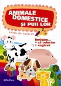 Invatam coloram engleza Animale domestice