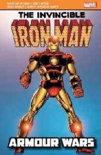 Iron Man Armour Wars