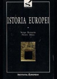 Istoria Europei (volumul 1)