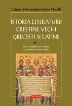Istoria literaturii crestine vechi grecesti