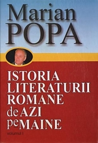 Istoria literaturii romane azi maine