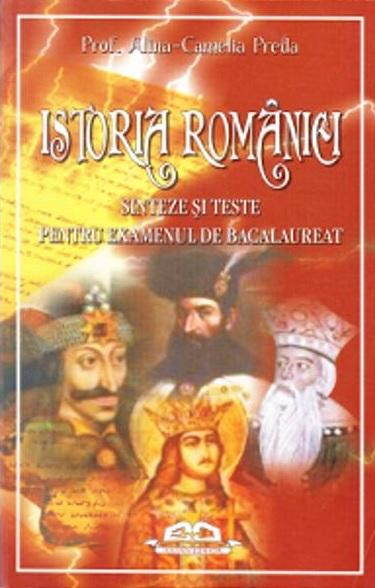 Istoria Romaniei Sinteze teste pentru