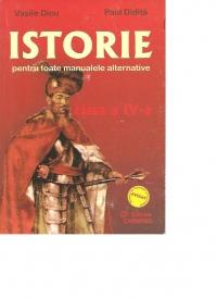 Istoria romanilor. Clasa a IV-a.Pentru toate manualele alternative